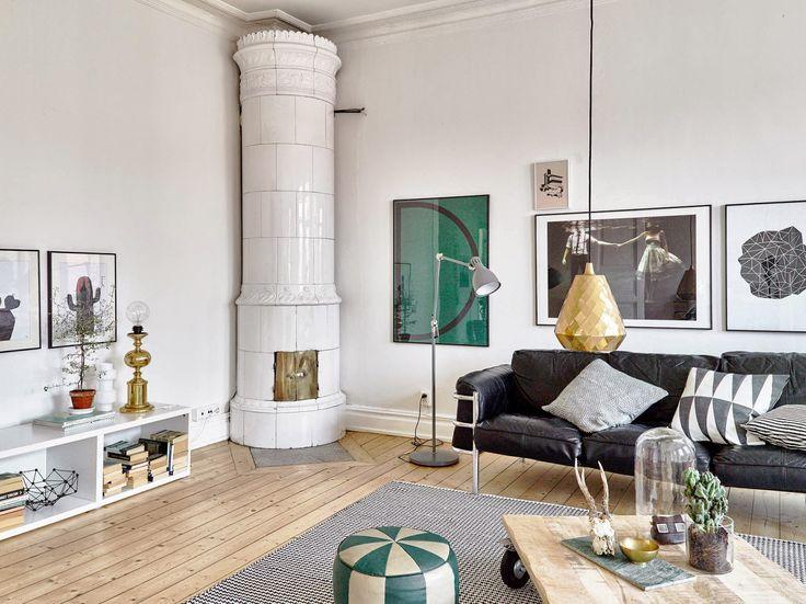 Stile scandinavo semplicit e calore per la tua casa for Arredamento stile nordico moderno