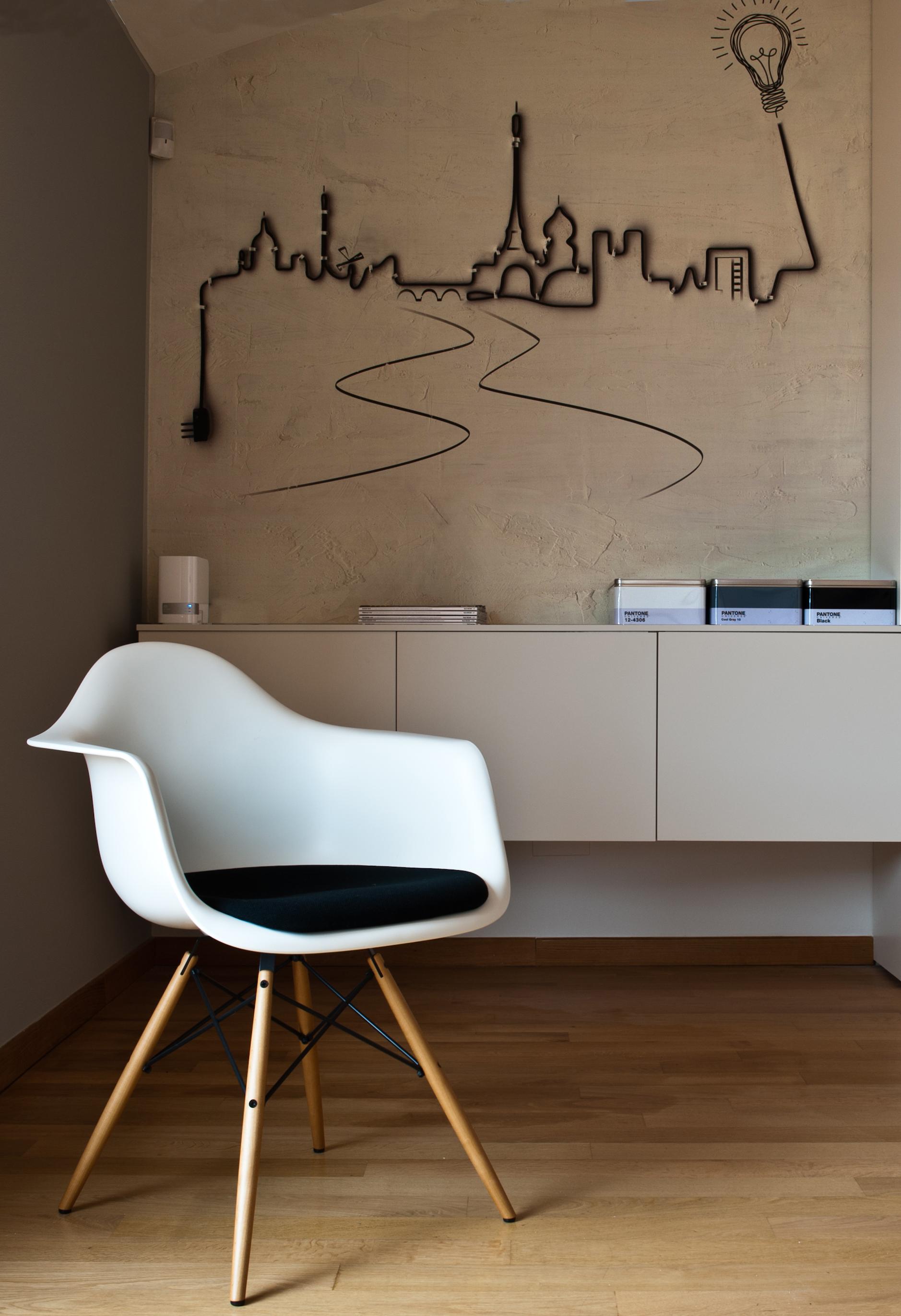 DAW Eames Plastic Chair, sedia icona di stile ed eleganza. - Lorenzo ...