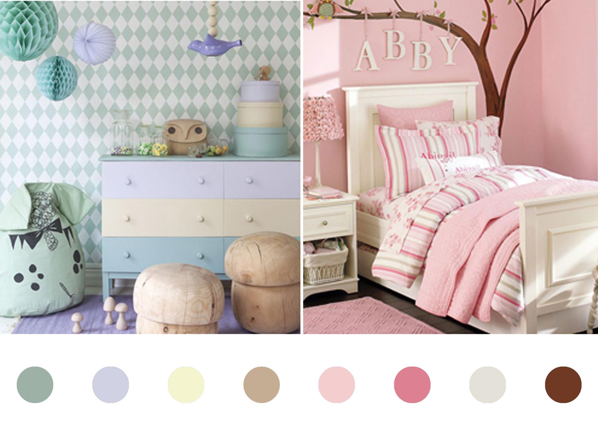 Cameretta bambini colore archivi lorenzo magi - Colori pareti camerette bambini ...