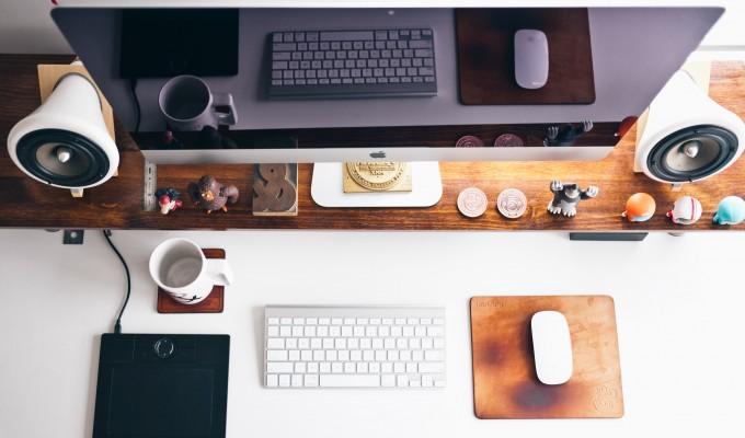 Crea uno spazio di  lavoro produttivo in 9 mosse!