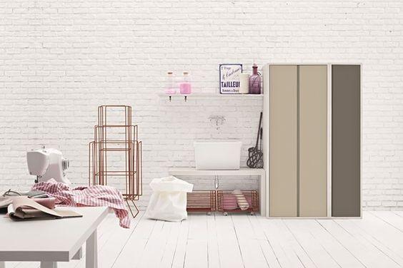 La lavanderia: come organizzare lo spazio più funzionale di casa!